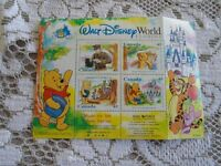 Winnie The Pooh Canada Post Stamps
