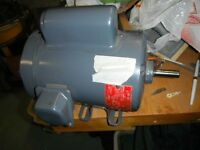 GE 1 HP ELECTRIC MOTOR