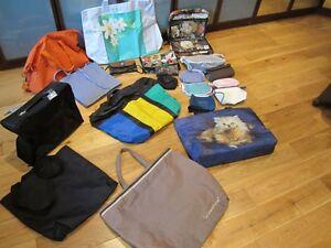 Sacs de voyage /valise/sac . Bal. pour 25.00$ West Island Greater Montréal image 6