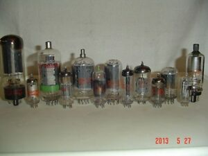 Vacuum Tubes 5KE8, 6AV6, 6CB6A, 6DT6, 6HZ6, 6LF8, 6FG7, 6GM6, Windsor Region Ontario image 7