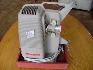 Vintage Mansfield 8 mm Projector