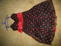 Beautiful Dress - Sheer Overskirt