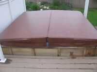 HOT TUB COVERS MADE IN EDMONTON