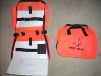 SALE - FIRST AID KITS - EMPTY FILL THEM YOURSELF