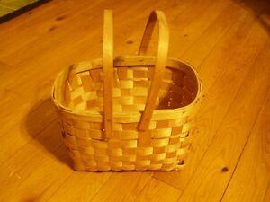 Mi'kmaq Basket