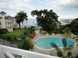 Spacious 1br Ocho Rios condo, upscale, amazing ocean views