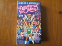 Richard Simmons Sweatin' to the Oldies video