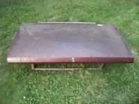 1965-1968  MUSTANG PARTS, TRUNK LID, STEERING, SHELBY CYL. HEAD