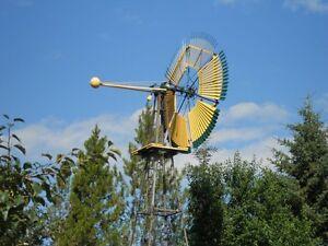 Restored Antique Windmills Regina Regina Area image 1