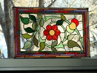 One Day Stained Glass Lessons - Pine Lake 1/2 hour from Red Deer