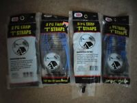 Brand New Packages of 8 Camping or Tarp Bungies