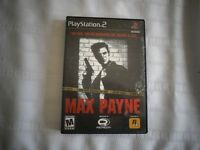 Play Station 2 Max Payne Game