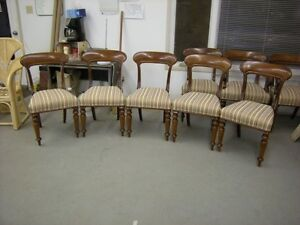 MAKE YOUR OLD CHAIRS NEW AGAIN ! Strathcona County Edmonton Area image 4