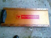 Retro Motomaster wood creeper