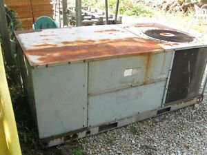 Carrier Rooftop HVAC Heating Cooling Unit 5 ton (Reduced)