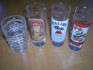 LIQUOR SHOT GLASSES Windsor Region Ontario image 2
