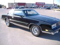 1984 Oldsmobile Cutlass 2 Door Supreme Brougham