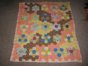 Handsewn Lap Quilts / Baby Quilts  by Steve Meek of Peterborough Peterborough Peterborough Area image 4