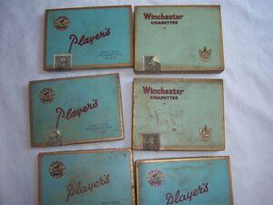 Vintage Cigarette Cases