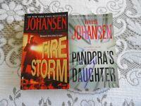 Iris Johansen Books