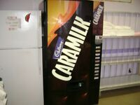 chocolate vending machine