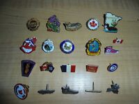 21 Different Collector Pins Lot #9