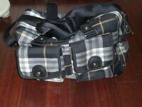 Large OiOi Diaper Bag - $100.00 - OBO