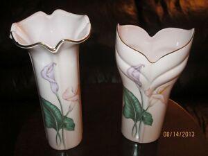 paire vases de collection antiques/KYORITSUporcelaine japonaise