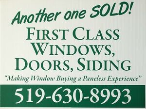 Spring Special 10 Windows installed for $4995.00 + HST Sarnia Sarnia Area image 2
