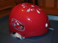Girls Dora Bike Helmet
