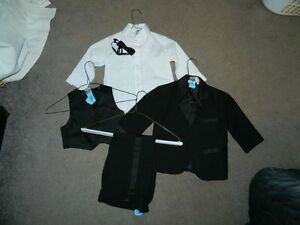 Boys size 2 tux Kawartha Lakes Peterborough Area image 1