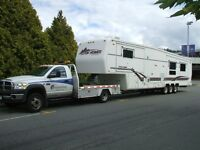 RV Hauling, RV Transport, Park Model Trailer Hauling & Moving