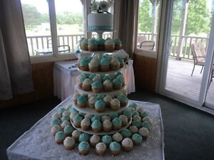 """WEDDING CAKES by """"The Cake Butler""""!"""