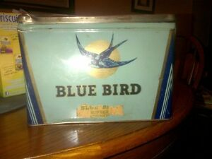 BLUE BIRD TIN