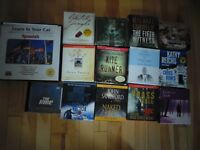 Assorted Books on CD
