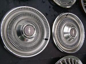 "14"" Chev Wheel Covers"