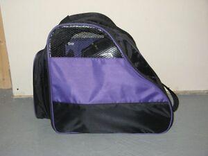 Skate or Rollerblade Carrying Case with Side Pocket Bag