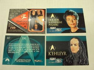 Star Trek Non-Sports Cards Inserts