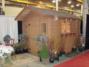 Sheds, Garden Sheds - Solid Wood - European Style Windsor Region Ontario image 7