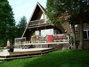 cottage for rent on Graham Lake AVAILABLE THIS WEEK Aug 17-23 Canada image 2