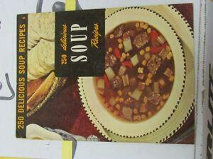 250 Delicious Soup Recipes