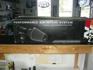 K&N Cold Air Intake For Dodge