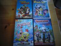 Selected CHildren's DVD's