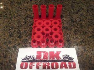 POLARIS POLYURETHANE SUSPENSION BUSHINGS FOR ATV AND SNOWMOBILES Edmonton Edmonton Area image 7