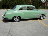 1951 Chevrolet  Deluxe  Custom