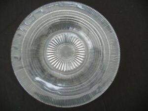 Depression Glass Saucer