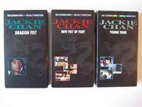 JACKIE CHAN...VHS.