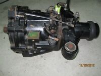 Mercury TRS transmissions & other trs parts inc 2-454 engines.