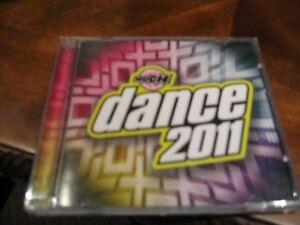 Much Music DAnce 2011 CD