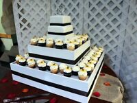 Wedding Cakes made by The Cake Butler!